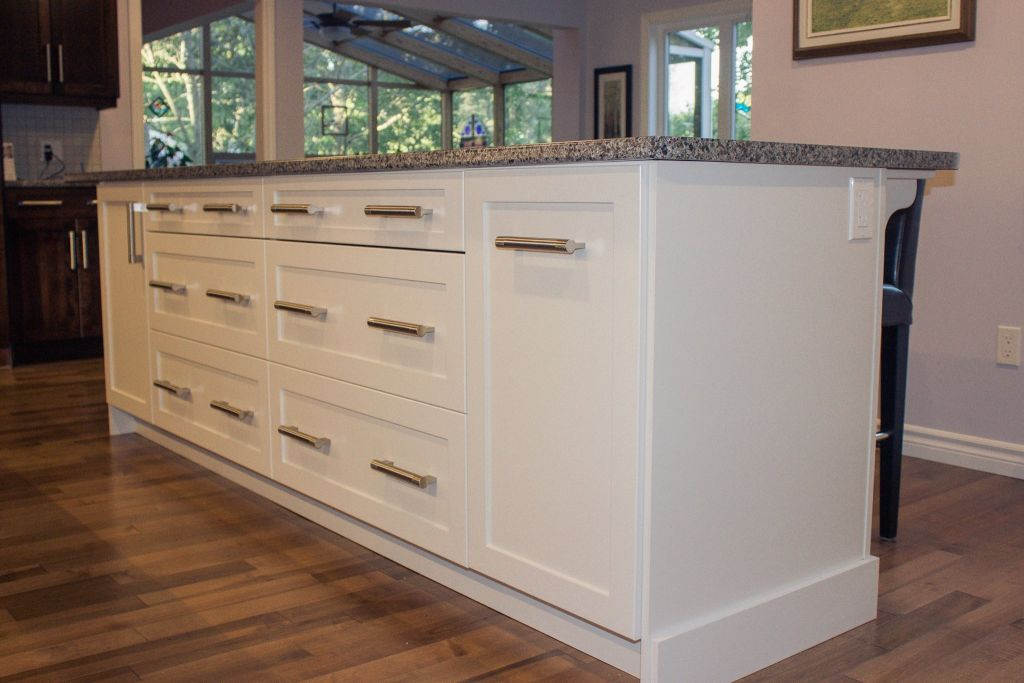 Kitchen Island Handles